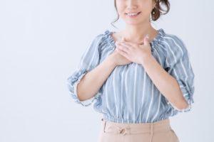 ワイズ整体院の安心する女性画像