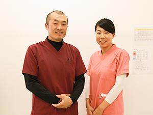 ワイズ整体院の施術スタッフ