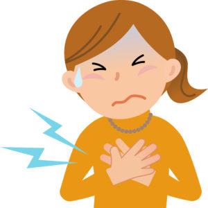 ワイズ整体院の動悸の施術