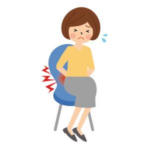 ワイズ整体院の腰椎椎間板ヘルニアの説明