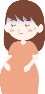 ワイズ整体院の切迫早産予防の説明