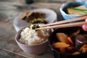 ワイズ整体院の食生活解説