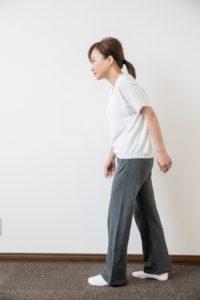 ワイズ整体院の歩き方の解説