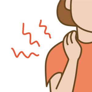 ワイズ整体院の頸椎ヘルニア説明