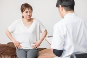 ワイズ整体院の骨盤のゆがみが気になる女性