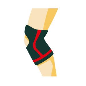 ワイズ整体院のジャンパー膝画像